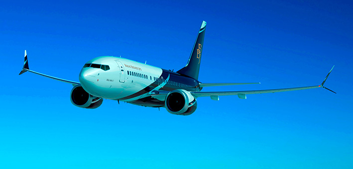 Getting to know the First BBJ MAX 7Order