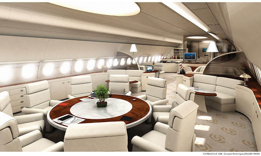 THE WORLD'S MOST MODERN CORPORATE JET FAMILY