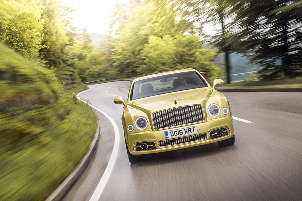 Luxury, Style and Elegance – Bentley Mulsanne