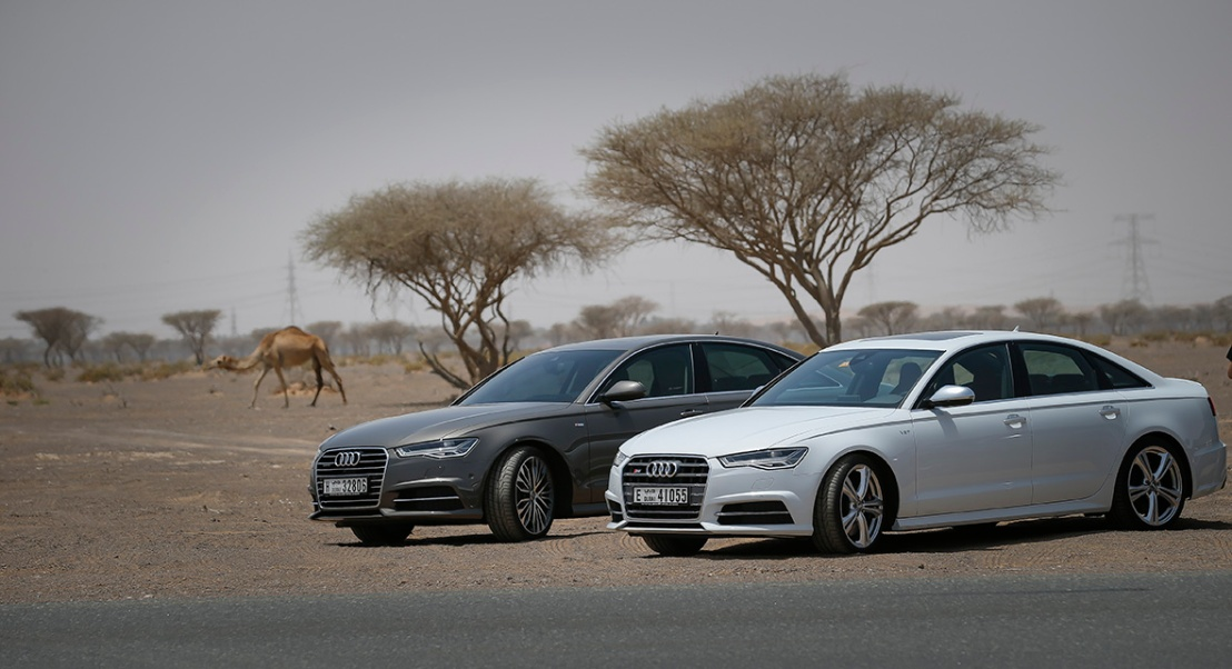 The Audi A6 – Powerful. Versatile.Expressive.