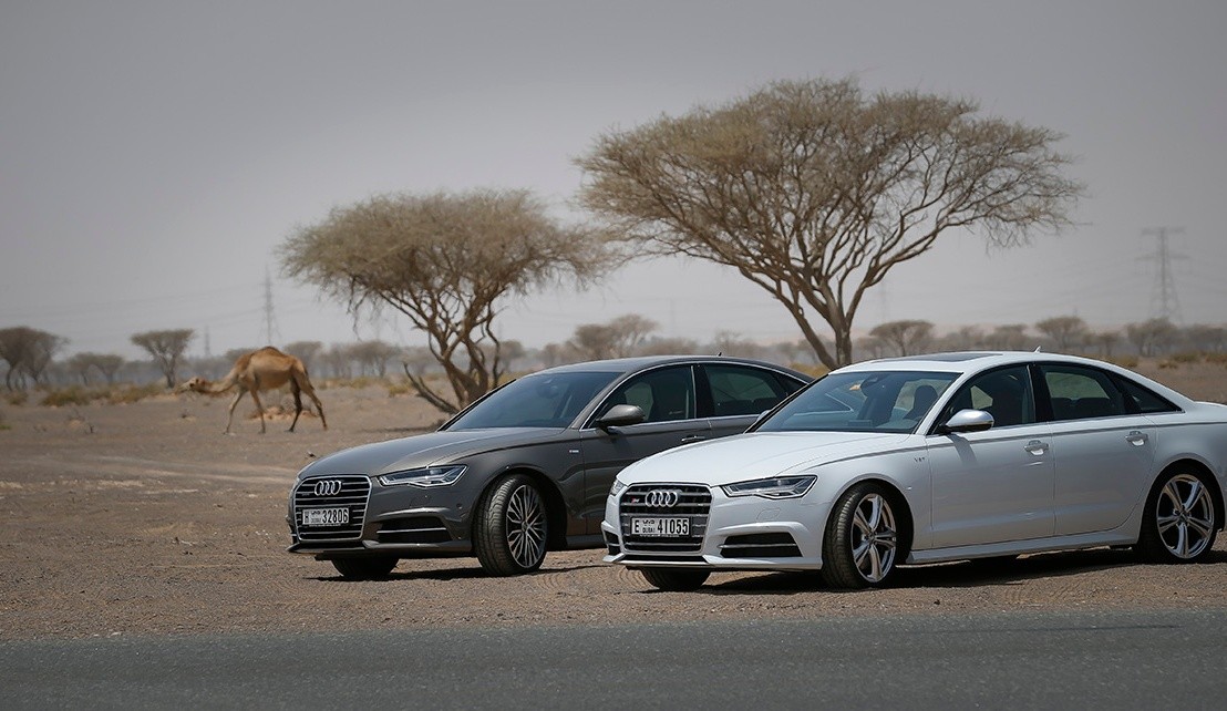 The Audi A6 – Powerful. Versatile. Expressive.