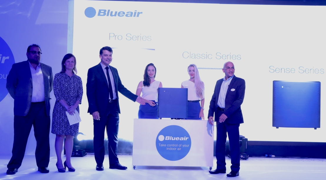 Blueair Launches Advanced Air Purifiers for Consumers in the Middle East