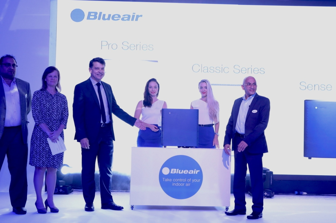 Blueair Launches Advanced Air Purifiers for Consumers in the MiddleEast