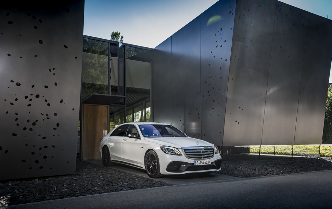 A new level of luxury – The new Mercedes-Benz S-Class