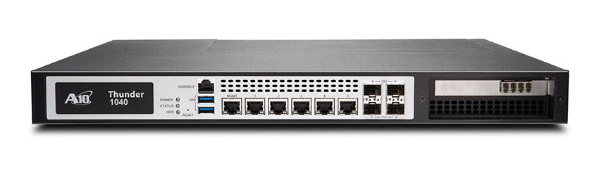A10 Networks Launches A10 Thunder 1040 TPS appliance Delivering Advanced Hybrid DDoS Protection for Enterprises