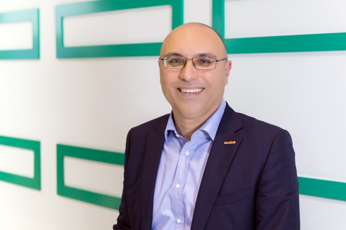 Aruba Appoints Rabih Itani to Develop Security Business in Middle East and Turkey