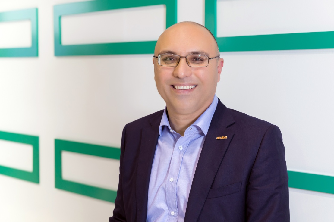 Aruba Appoints Rabih Itani to Develop Security Business in Middle East andTurkey