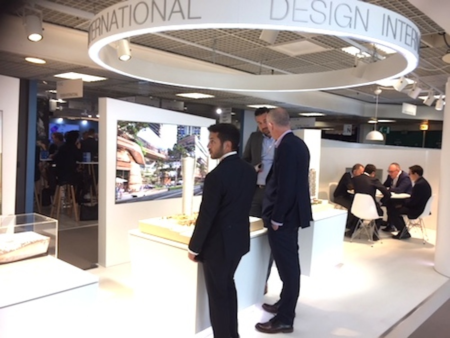 Design International showcases exemplar projects and Residential Towers portfolio at MIPIM2018