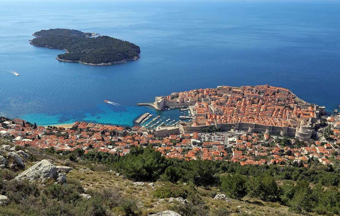 Pearl of the  Adriatic – Dubrovnik, Croatia