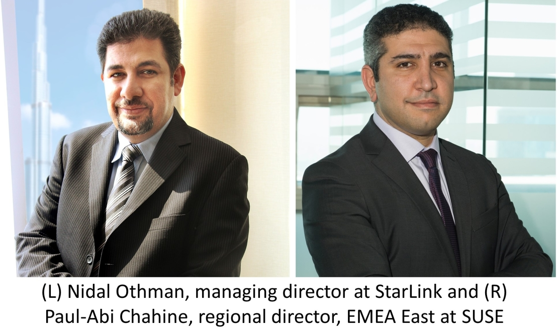 SUSE and StarLink Sign Distribution Agreement for MENA Region