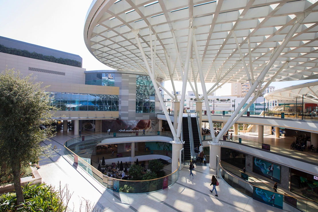 Lebanon's Largest Mall Selects R&M for High-Speed Cabling Across Premises