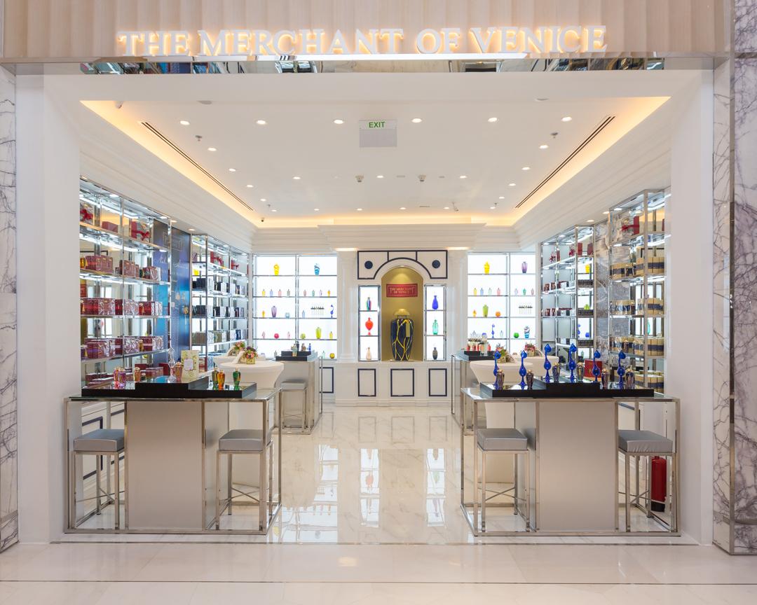 The Merchant of Venice Dubai Mall Boutique Dubai Mall 1