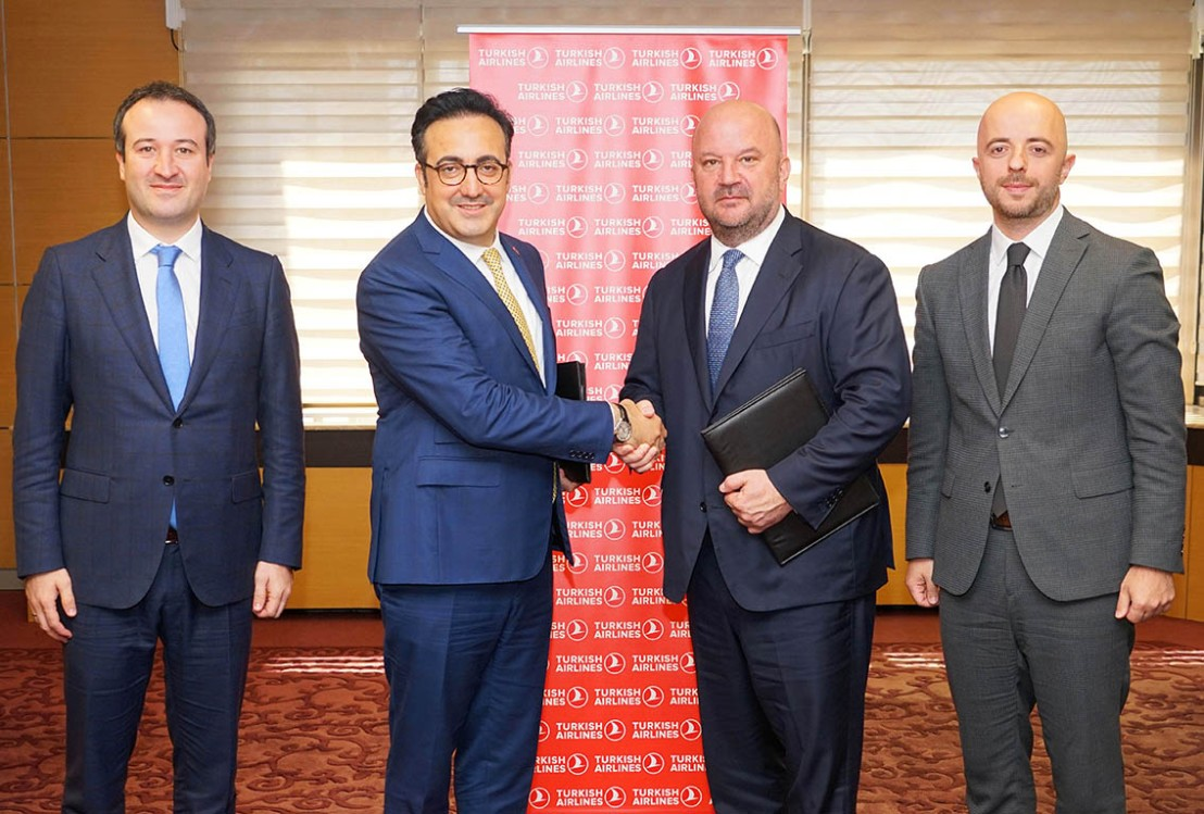 Turkish Airlines signed a significant global agreement with American Express Global Business Travel (AmexGBT).