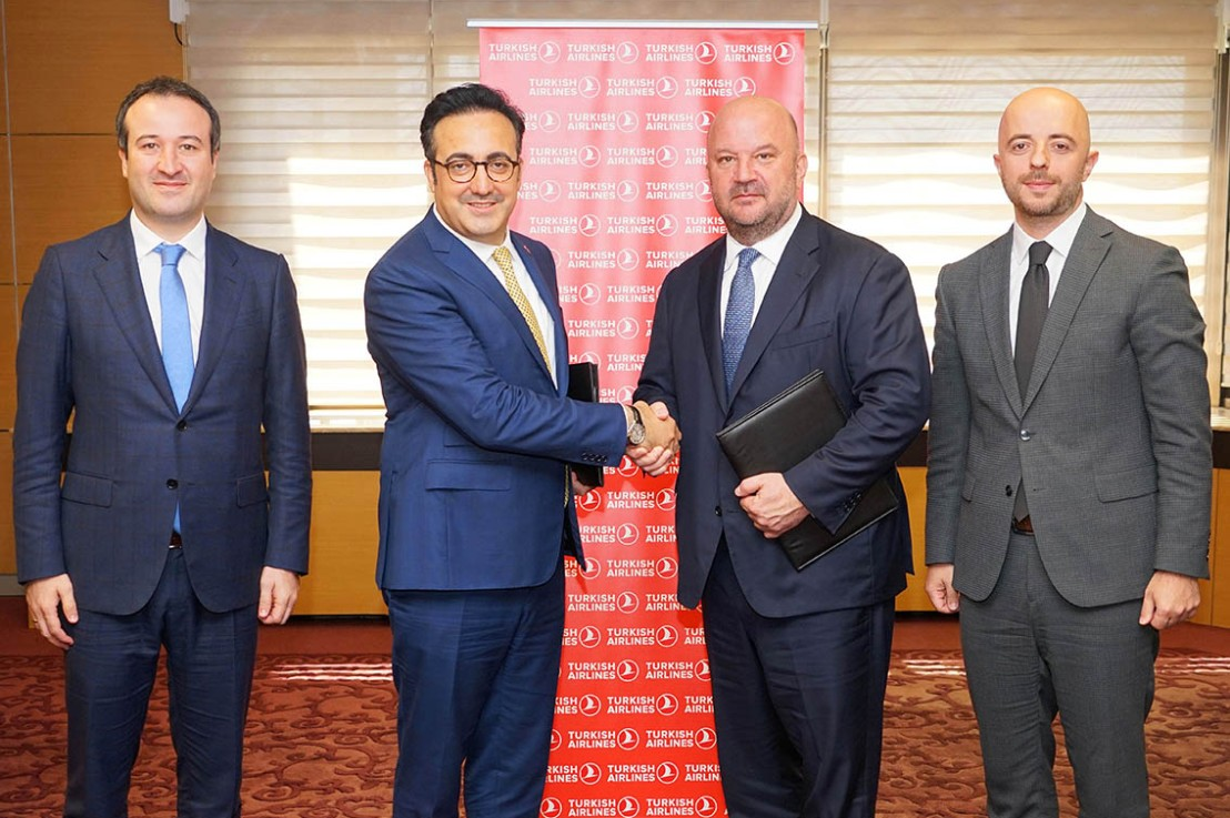 Turkish Airlines signed a significant global agreement with American Express Global Business Travel (Amex GBT).