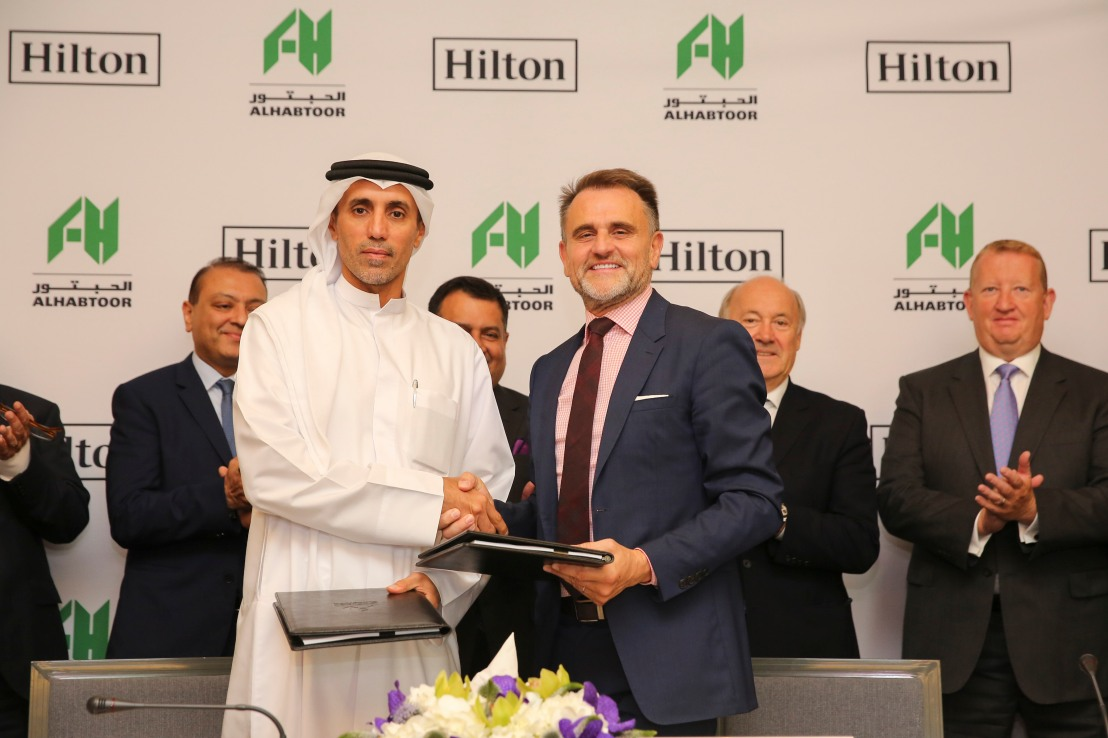 Al Habtoor Group and Hilton; A New Partnership at Al Habtoor City