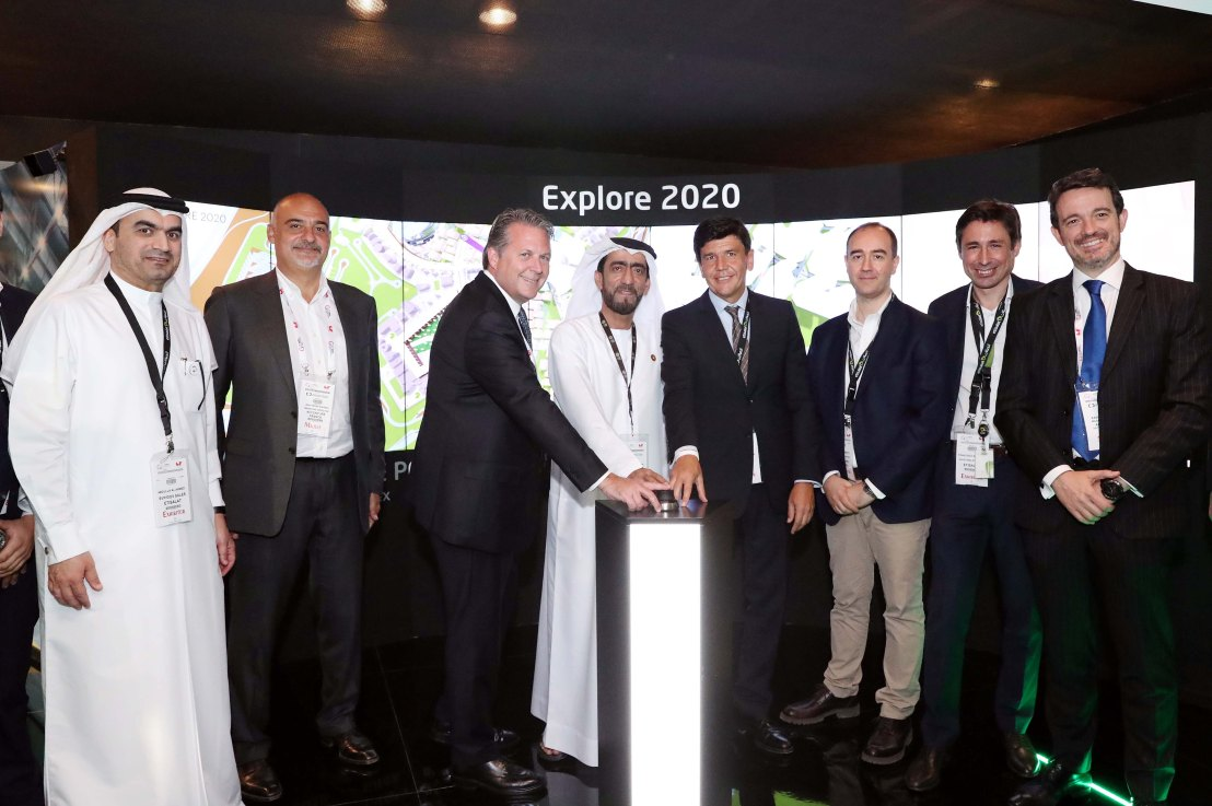 Etisalat Digital and Accenture to Unveil Innovative Digital Experiences Through 'Explore 2020' at GITEX Technology Week2018