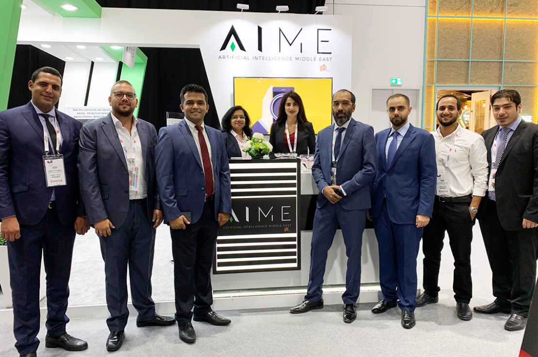 Artificial Intelligence given prominence by AIME at GITEX2018