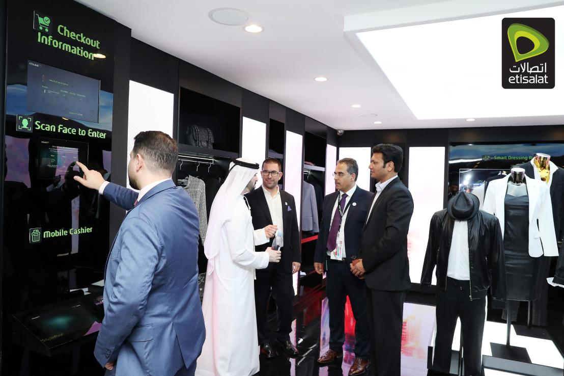 Etisalat Digital offers glimpse into Future of Retail at GITEX Technology Week 2018