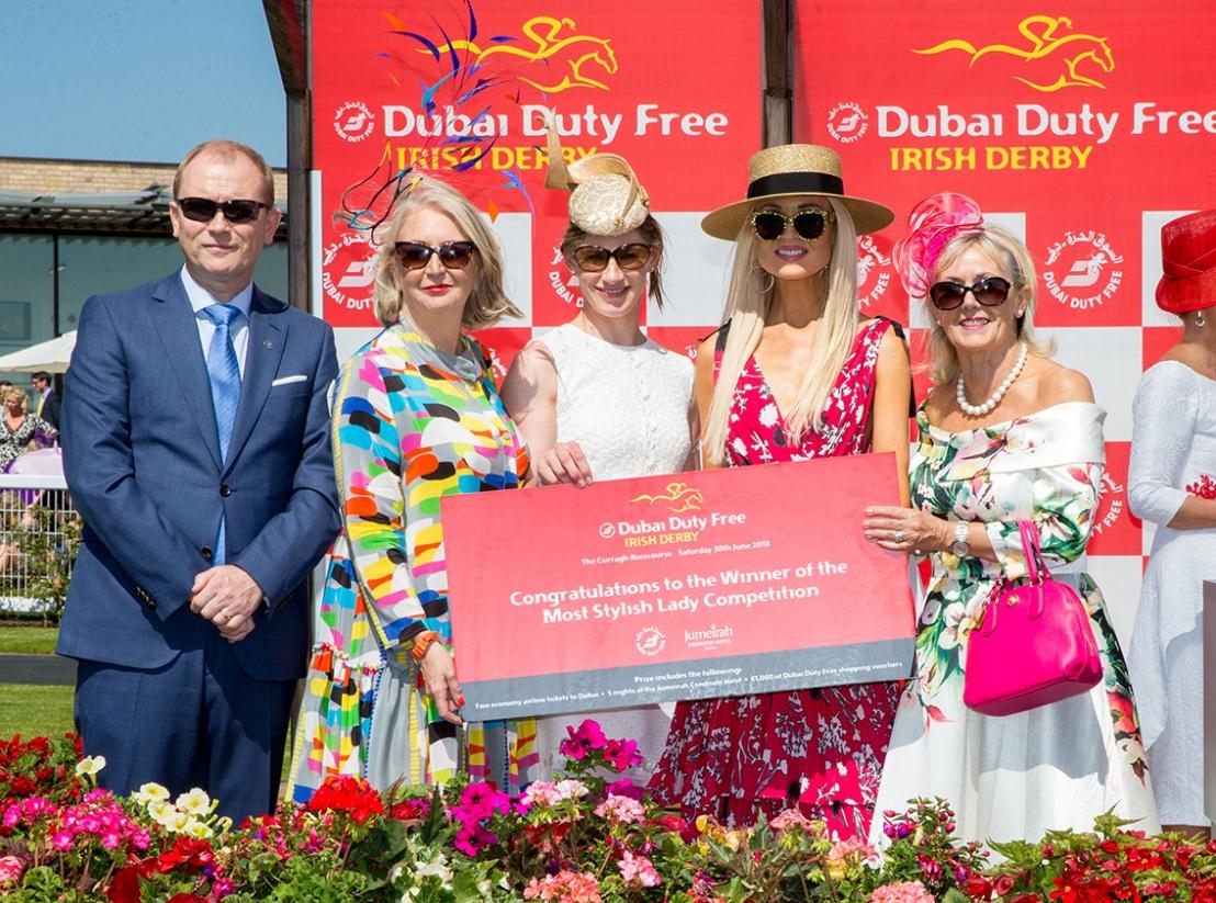 Successful Dubai Duty Free IrishDerby