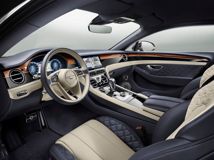 Image 4 - Bentley All-New Continental GT - Interior