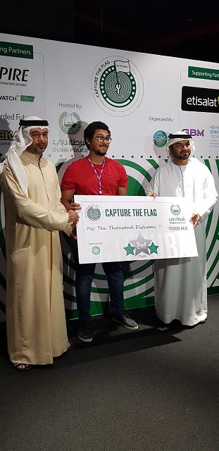 2nd Winner Mohamed Hamouda الفائز الثاني محمد حمودة
