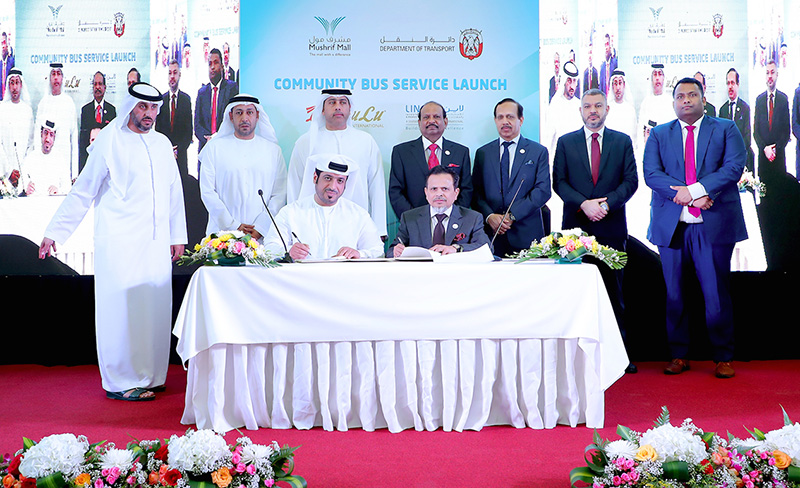 Convenient Eco-Friendly Initiative Launched in AbuDhabi