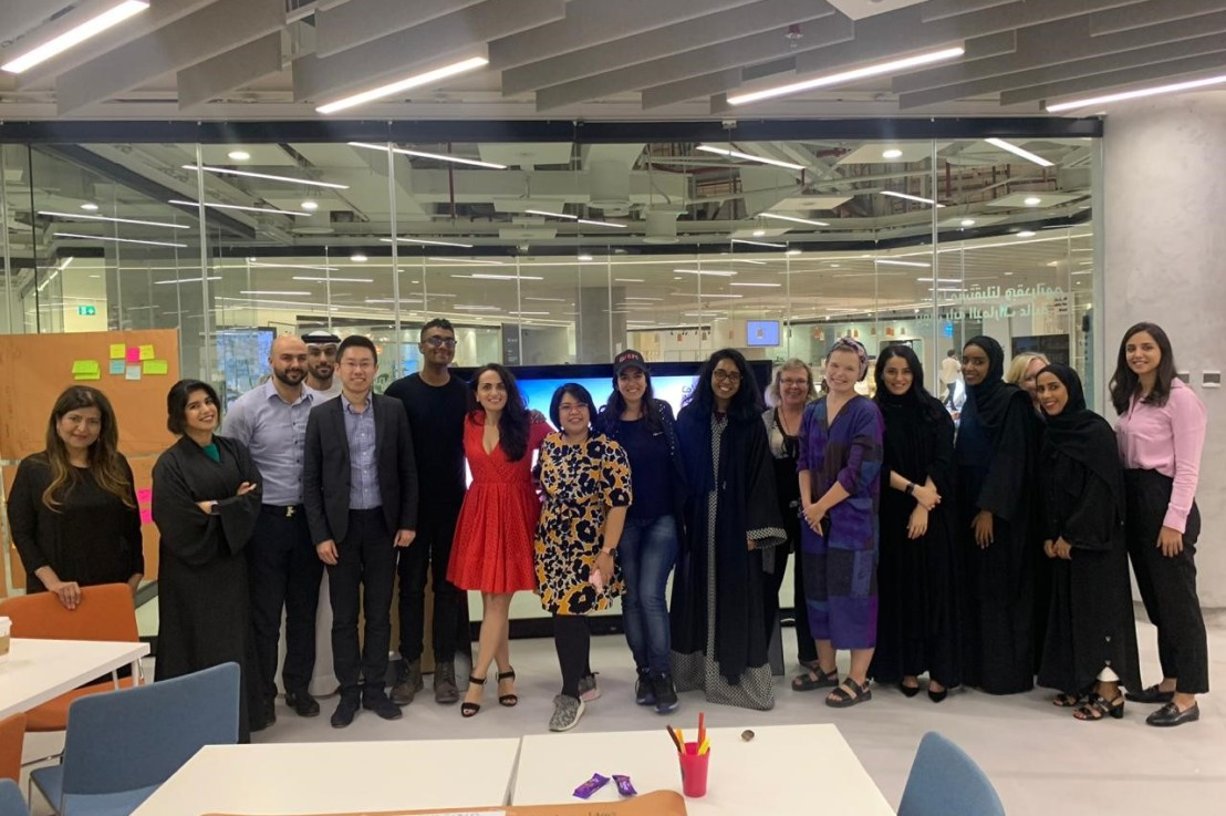 Intelak marks 'International Women's Day' with first ideation workshop promoting GCC women's participation in travelindustry
