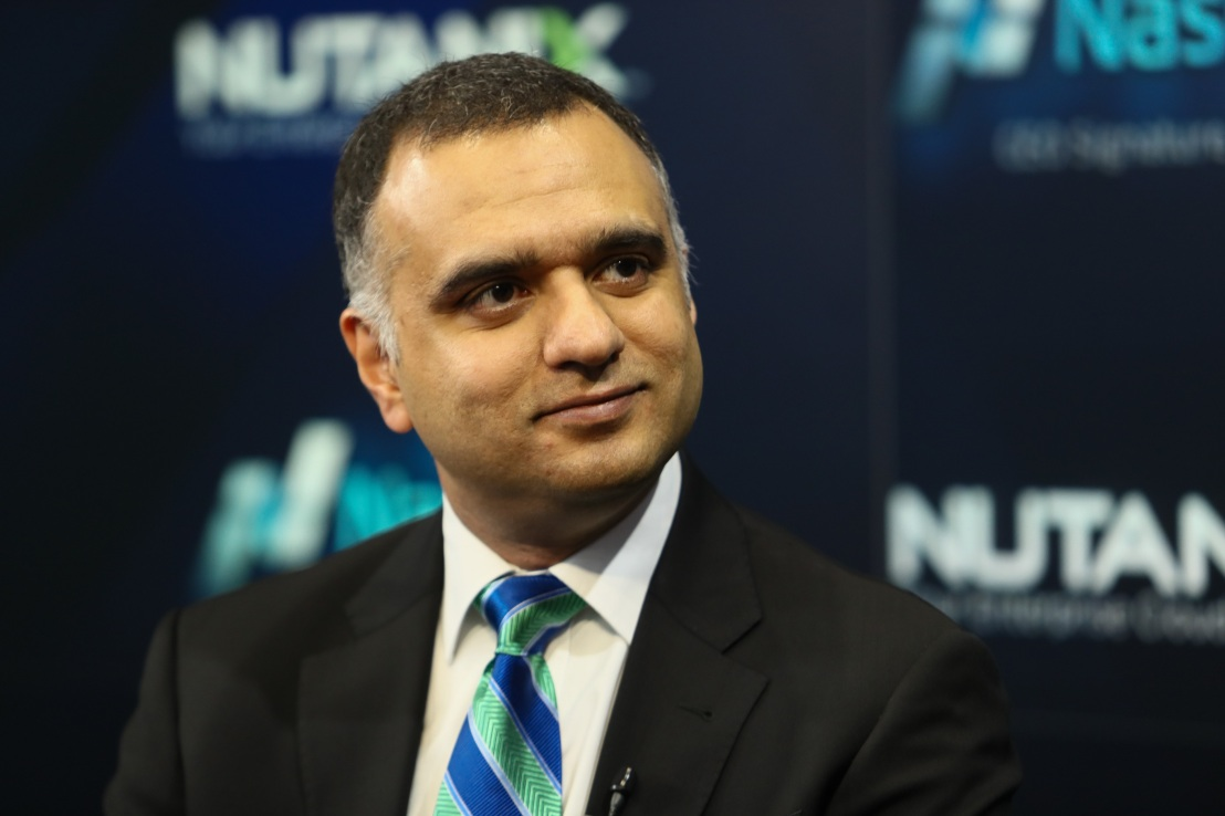 HPE and Nutanix Sign Global Agreement to Deliver Hybrid Cloud as aService