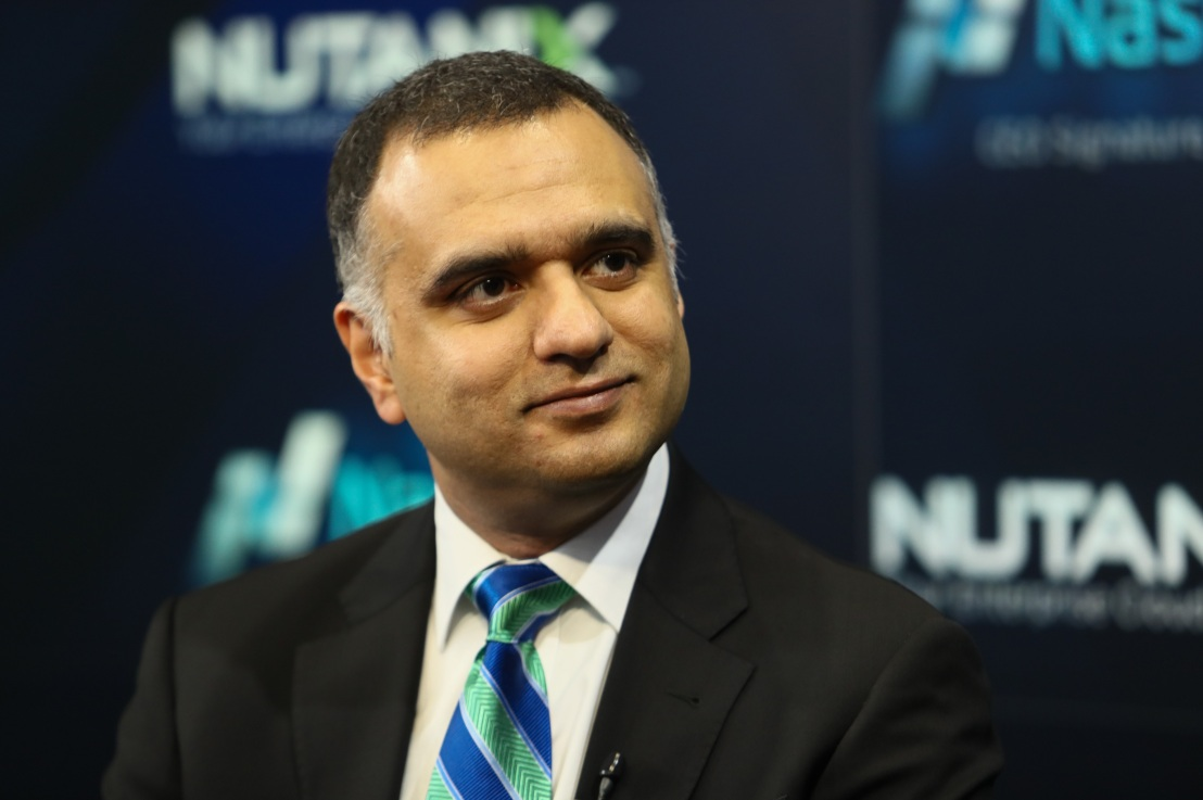 HPE and Nutanix Sign Global Agreement to Deliver Hybrid Cloud as a Service