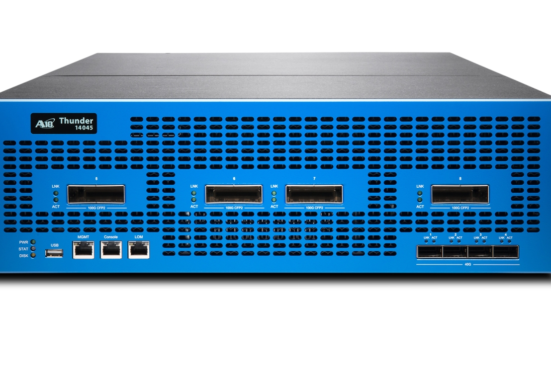 A10 Networks Delivers Industry-Leading 500 Gbps Thunder DDoS DefenseSystem