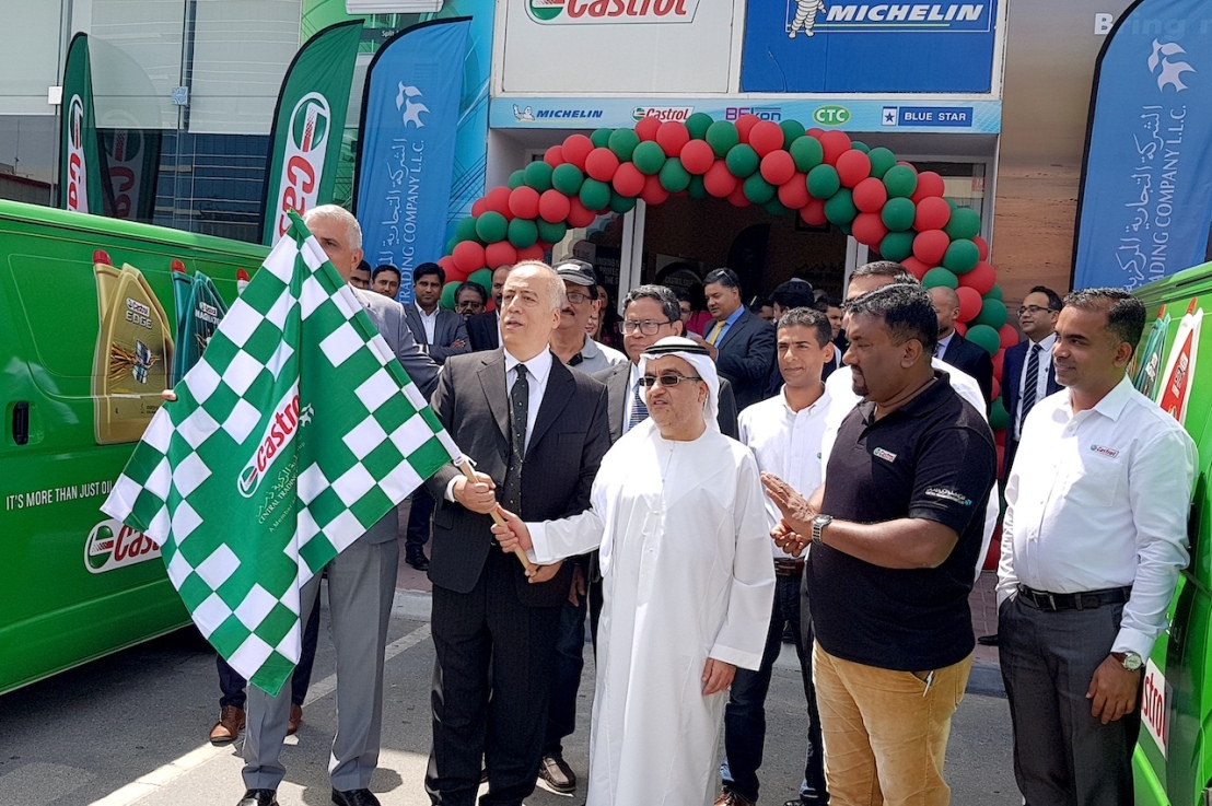 Castrol's latest initiative is designed to ensure that everything keeps runningsmoothly