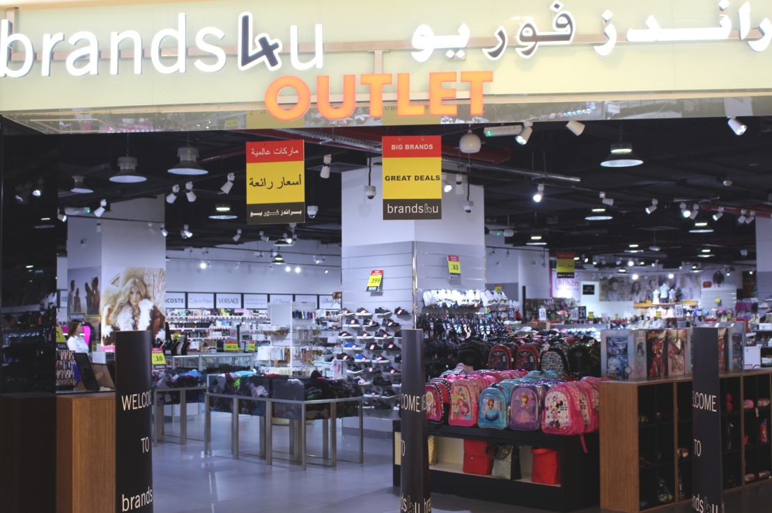 Al Raha Mall Shoppers attracted by affordable prices atBrands4U