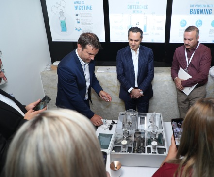 Philip Morris International IQOS Launch Event - Product Discovery